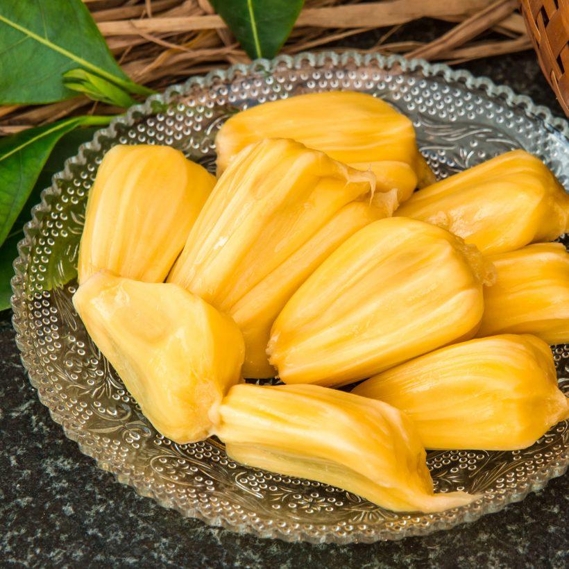 Jackfruit is full of nutrients including potassium, fibre and magnesium. Photo: Shutterstock